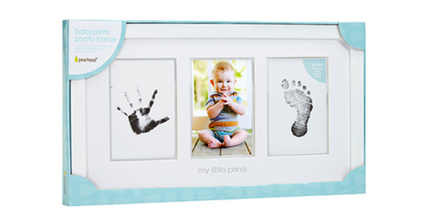 USD 18.17] Genuine spot United States PearHead baby baby hand ...