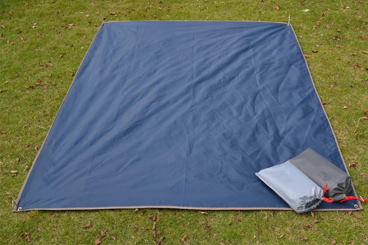 Коврики на открытом воздухе палатка коврики ткань пикник подушка водонепроницаемый oxford негабаритный влага утолщенный день занавес пикник ткань
