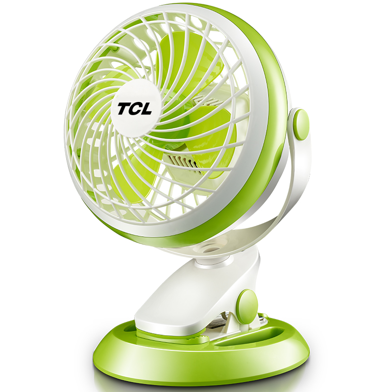 tcl electric fan desktop home clip fan student dormitory table fan bed shake head small fan mini fan. Black Bedroom Furniture Sets. Home Design Ideas