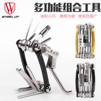 Велосипедный инструмент комплект Ремонт и ремонт горных велосипедов шина инструмент пакет Многофункциональный комбинированный инструмент портативный