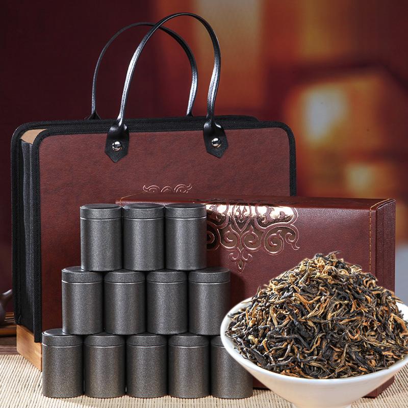 纸管家加厚茶礼环保牛皮纸茶叶手提袋 加礼品袋包装手拎袋批发