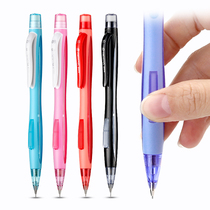 Japan uni Mitsubishi M5-228 mechanical pencil Candy color side press activity pencil Student color pen pencil activity pencil 0 5mm Imported stationery Mitsubishi official website flagship store