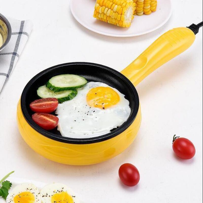 蒸蛋器多功能迷你不粘煮蛋器家用早餐机
