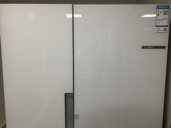 博世KAS50E20TI对开门冰箱
