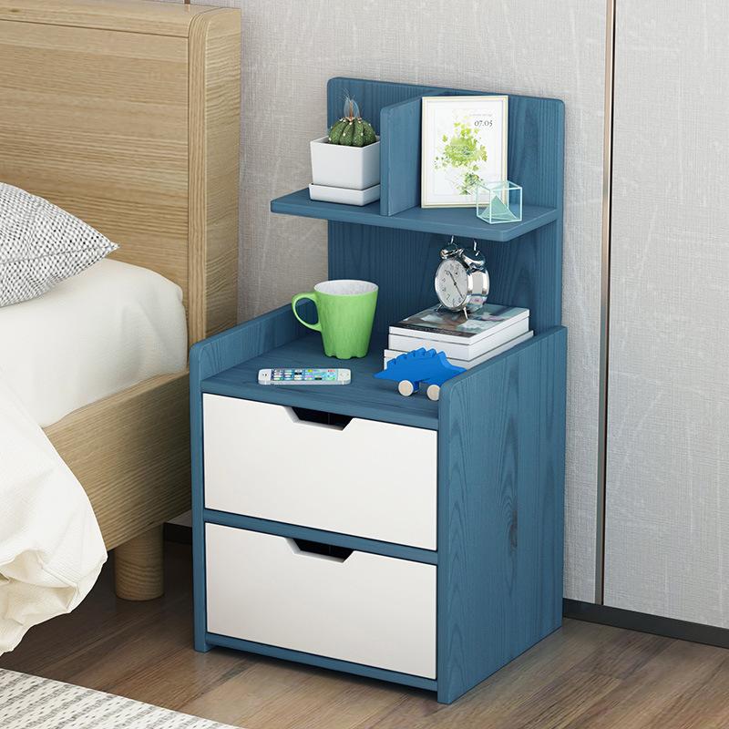 床头柜简约现代迷你小型简易北欧网红