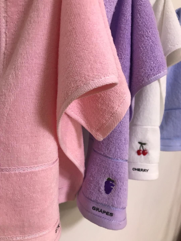 《【3条9.9元】A类儿童纯棉毛巾》