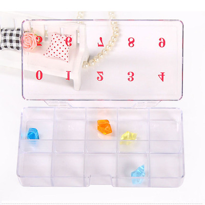 10 A piece of box box patch box nail tool supplies put a piece of box nail art