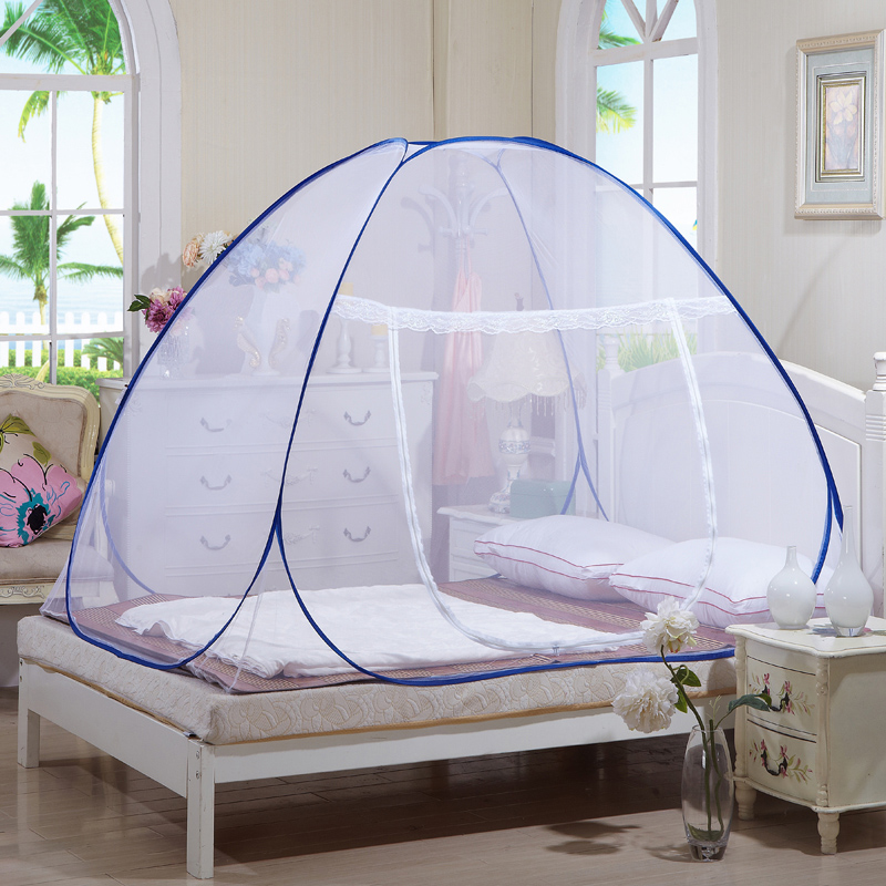 Bug nets for canopy beds come in a variety of styles, and can even be a cute addition to your child's bedroom
