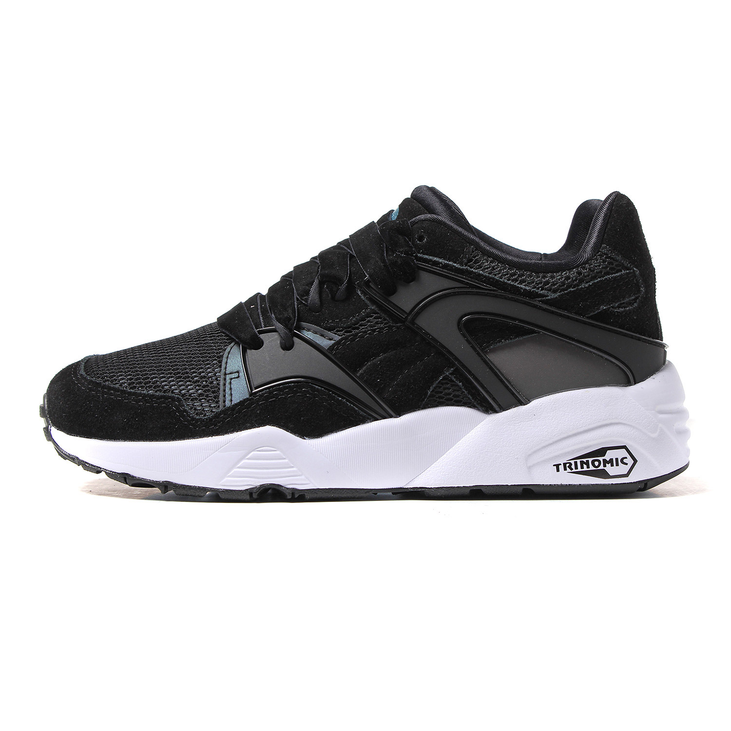 Puma Puma shoes casual shoes 2017 spring new sports shoes Black Swan star  with the same paragraph Liu Wen 36272301 09337357c