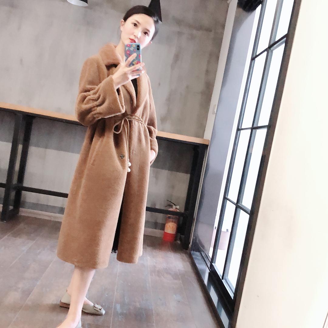 毛呢韩版时尚大衣JLLJLL00FF00570057