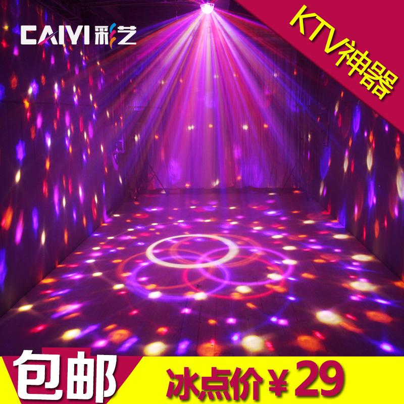 световое оборудование Caiyi  LED KTV