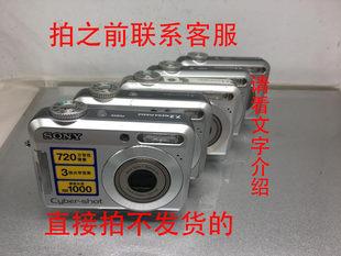 Sony/ sony  DSC-S650 домой цифровой камера старые модель камера фото машинально  CCD ретро камера