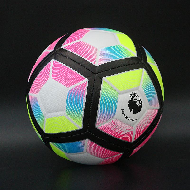4号5号儿童足球英超巴萨巴塞罗拉正品皮包之星足球PU电视贴学生邮
