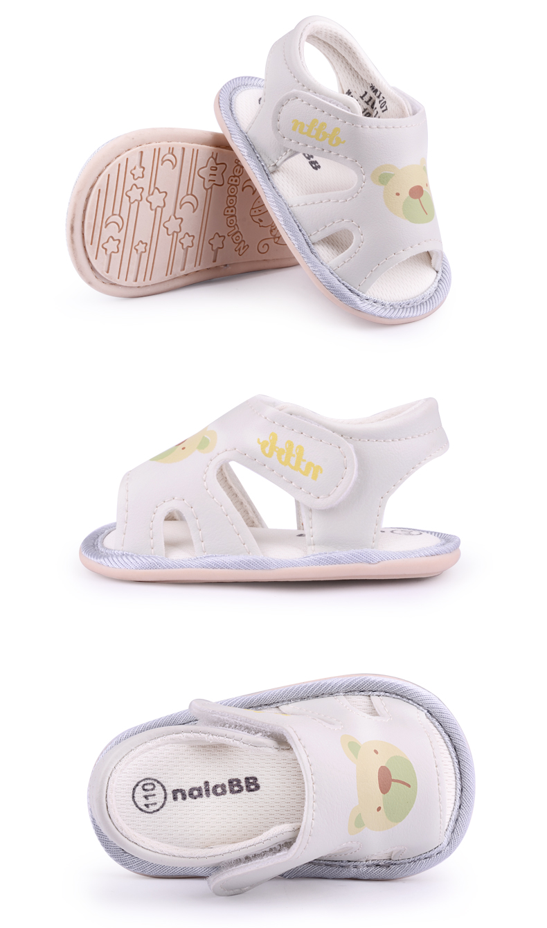 f2cace546d4 The 3-6-9 years old baby sandals in the summer months - 1 baby boy ...