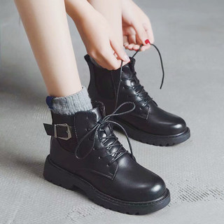 British style Martin boots women's summer thin breathable fashion ins cool 2020 new style small boots spring and autumn single boots