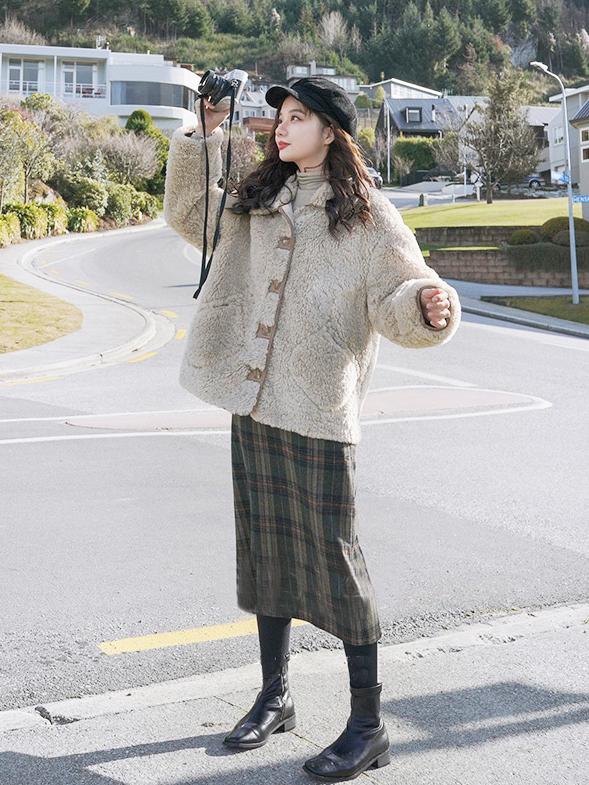即将爆红的羊羔毛外套,你选对了吗?
