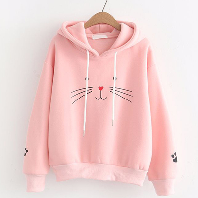 17 autumn 14 girls fall and winter coat 13 junior high school students 12-year-old boy 15 girls sweater shirt thickening