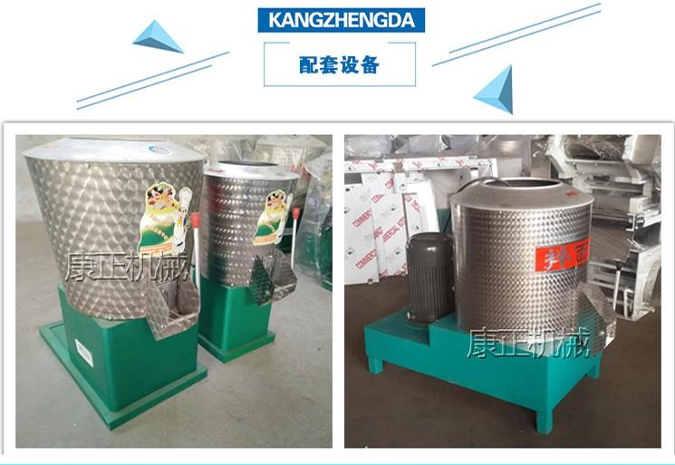 康正达60经济型壓面條機器配套设备拌面机