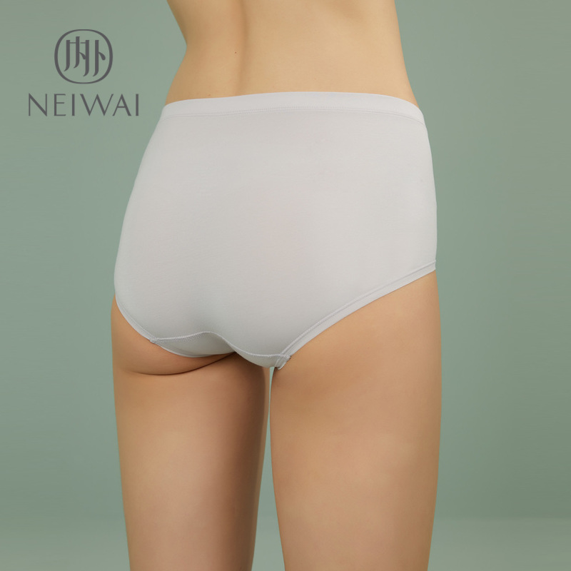 7d7a61c0dd9 ... waist underwear cotton solid color summer breathable abdomen hip comfortable  lady NEIWAI. Zoom · lightbox moreview · lightbox moreview ...