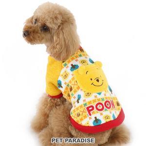 日本PET PARADISE 宠物服装男款秋季维尼休闲装