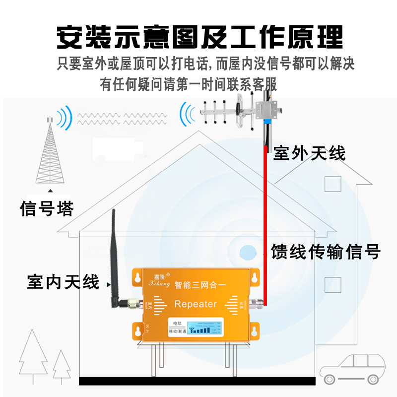 Усилитель для цифровой техники Xikang  234G