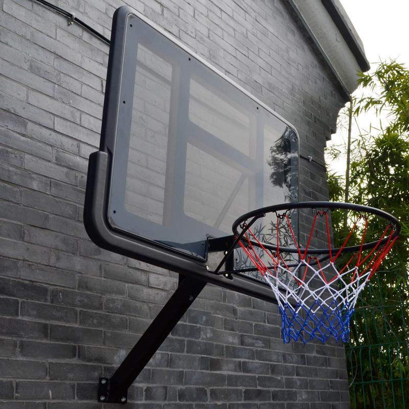 Баскетбол для взрослых подвесной домой ребенок настенный на открытом воздухе обучение комнатный отмены баскетбол коробка стена стандартный тип квази-