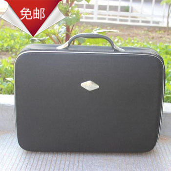 New business suitcase men's briefcase suitcase password box small suitcase luggage 14 inches 16 inches