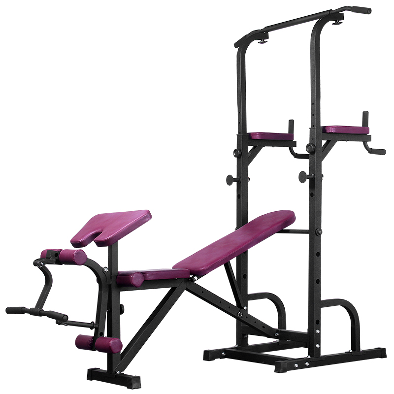 SINGLE PARALLEL BAR BENCH PRESS (WITHOUT HIGH LEVER)