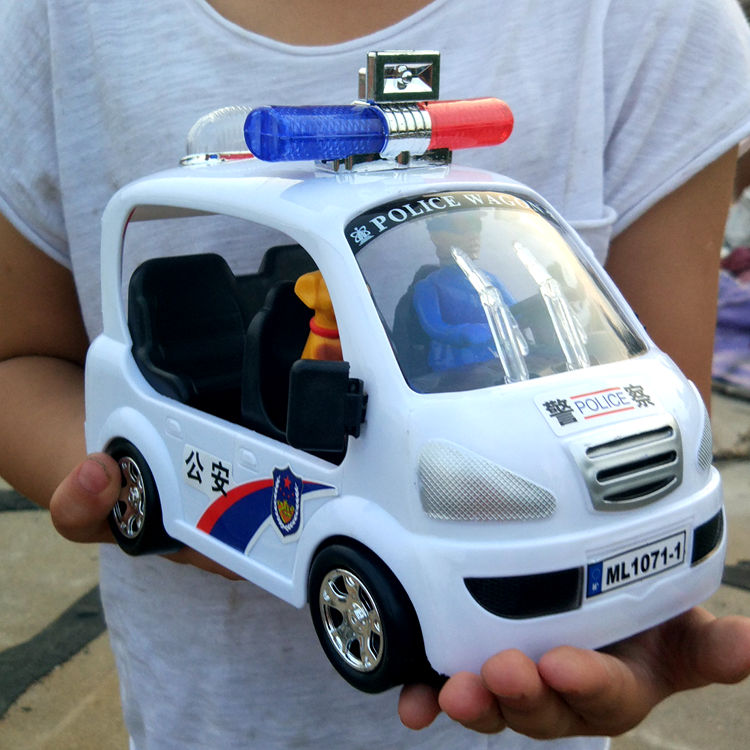 Usd 46 39 Police Car Toy Baby Boy Baby Children Electric Car With