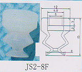 Two-layer suction cup / JS2-8F