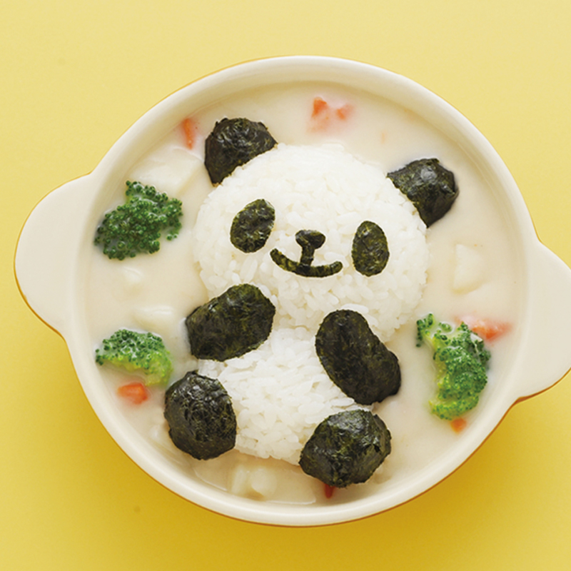 Puppy Rice Ball Animal Mold Sushi Children Bento Lunch Rice Mold Small Artifact Diy Home Kitchen Tools