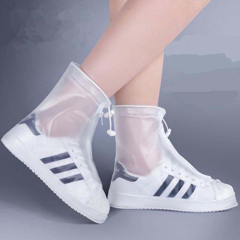 雨鞋水鞋女男鞋套防水防滑雨鞋套儿童雨鞋防水鞋女防雨鞋套雨靴37