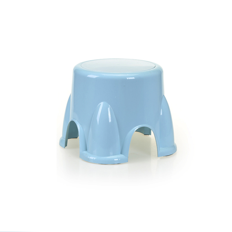 Admirable Plastic Stool Home Creative Cute Childrens Round Stool Cartoon Bath Step Thickened Non Slip Rubber Bench Short Ncnpc Chair Design For Home Ncnpcorg