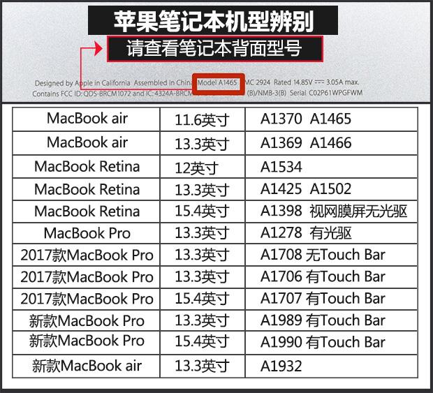 2018新款macbook苹果air保护壳pro笔记本13.3寸电脑13配件15外壳套软11.6mac全套12磨砂轻薄散热防摔商品详情图