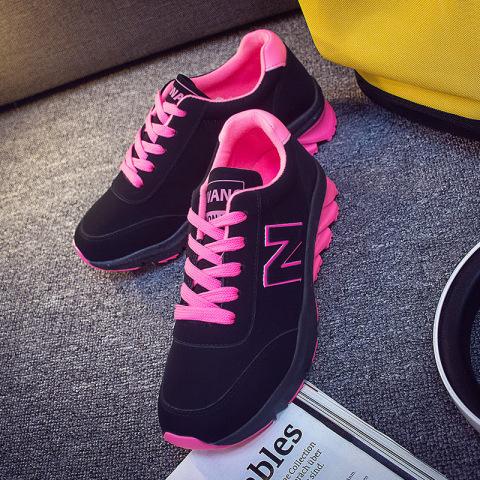 舒适休闲鞋系跑步鞋