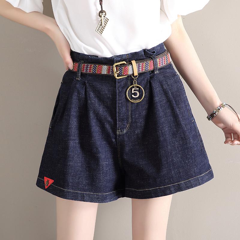 完美身材的秘密 一条高腰短裤就可以搞定 服装 第8张