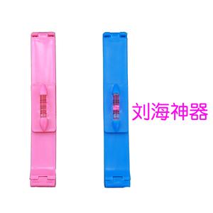 Liu Hai ngang clip bangs tạo tác công cụ Qi Liu - Các công cụ làm đẹp khác