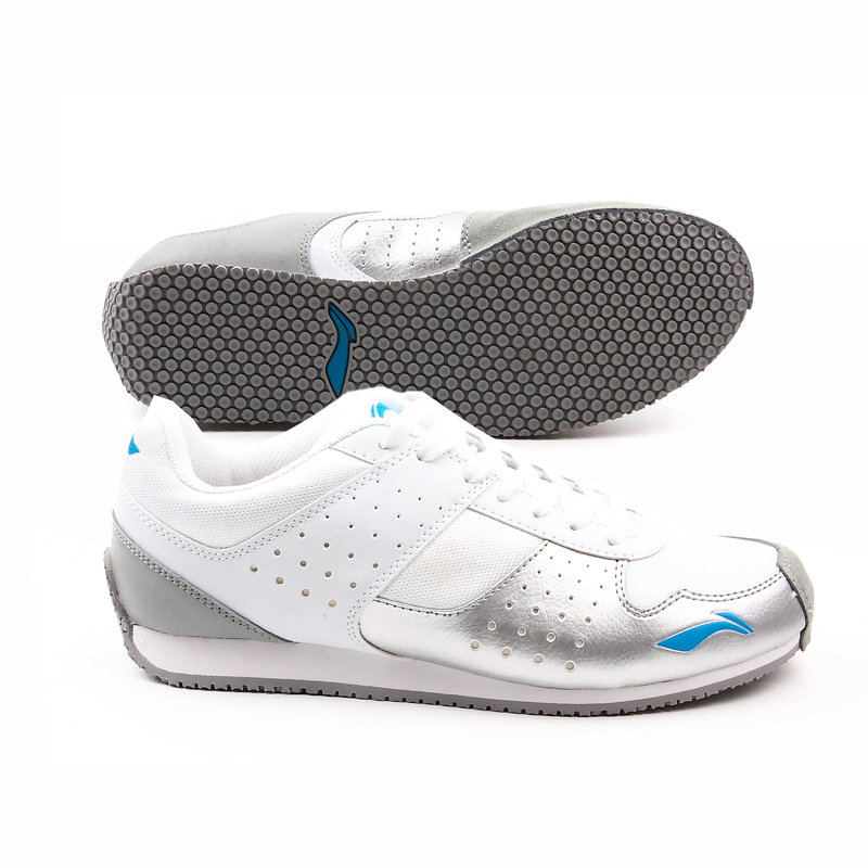 Бесплатная доставка по китаю Li Ning Fencing Shoes Adult детские оригинал Профессиональная обувь для фехтования имеет Предоставление контрафактной доставки в Пекин