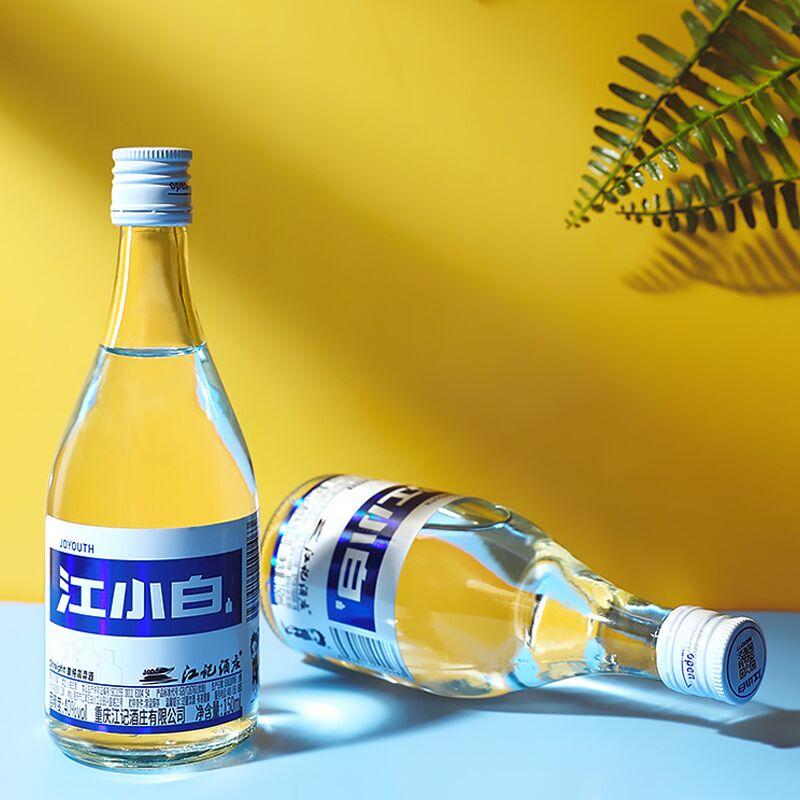 江小白150mL*2瓶【送下酒菜】
