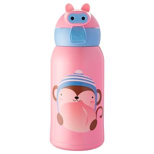 小猪佩奇萌猪儿童吸管杯保温杯水杯水壶