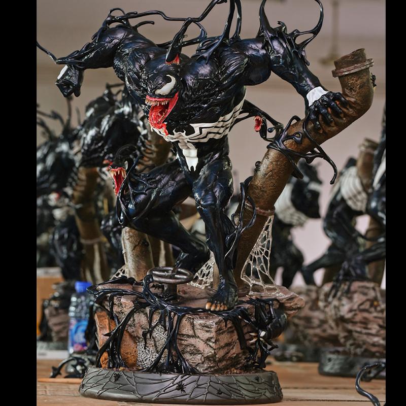 ETHOME Spot Custom 1/4 Tượng Venom Spider Hand Tượng - Capsule Đồ chơi / Búp bê / BJD / Đồ chơi binh sĩ