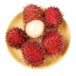 升森水果 泰国进口红毛丹 毛荔枝东南亚当季新鲜热带水果包邮