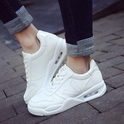 小白鞋气垫休闲鞋跑步板鞋女鞋