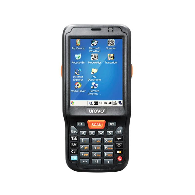 優博訊i6000s數據采集器倉庫盤點機PDA手持終端wifi藍牙掃描器