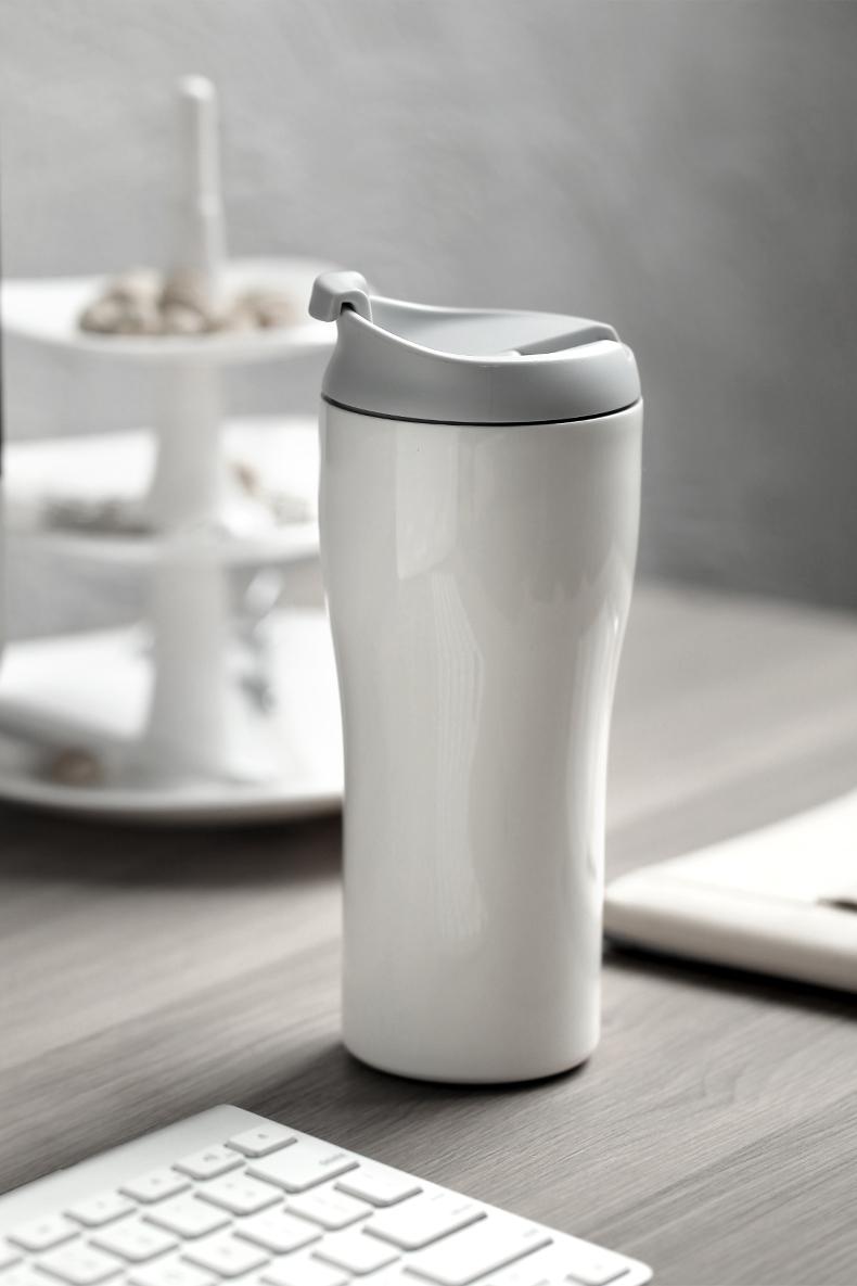Artiart创意保温杯不倒杯便携水杯