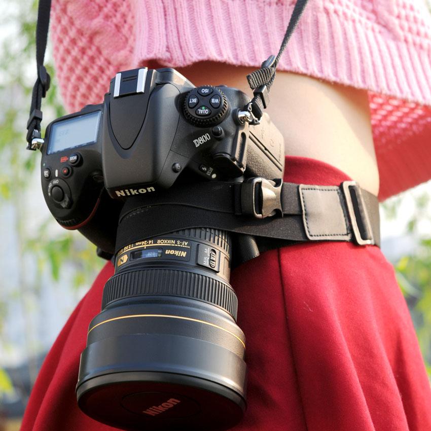 Зеркальные камера фиксированный талии группа камера восхождение ремень верховая езда карман группа цифровой фотография монтаж устройство лесоматериалы