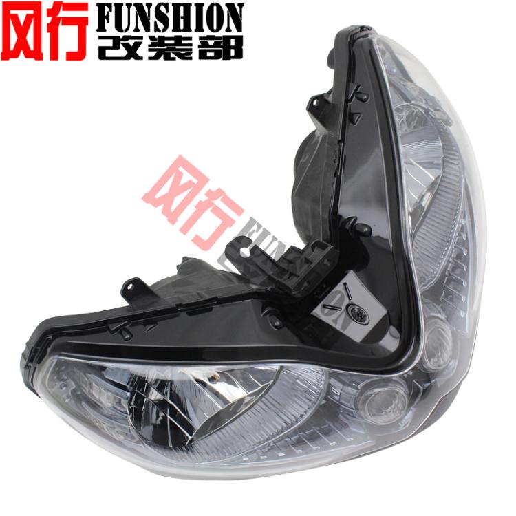 Тюнинг фар мотоцикла Xbmt ZG1400 GTR1400 08-09-10-11
