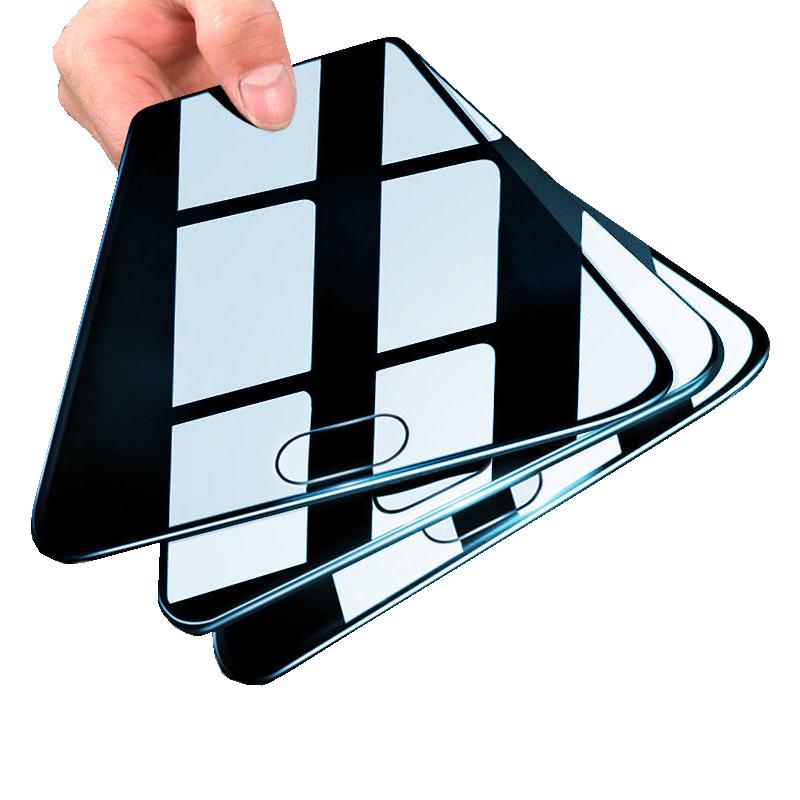 苹果12钢化膜6s/7/8Plus全屏mini覆盖xr/11pro/iPhoneXS手xsmax6