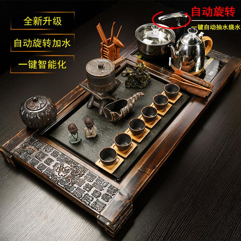 Kung Fu tea set set automatic home set of simple modern tea sea tea tea small teapot office with high-end