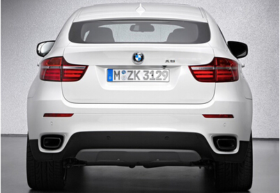 Usd 81 61 Bmw X6 Square Tail Throat X6 Exhaust Pipe Modified Square